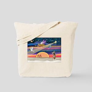 XmasStar / Xolo (#1) Tote Bag