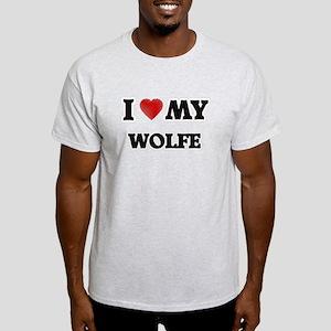 I love my Wolfe T-Shirt