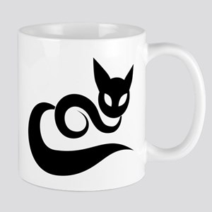 The offbeat cats design Mugs