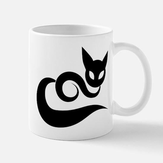 The offbeat cats design Mugs