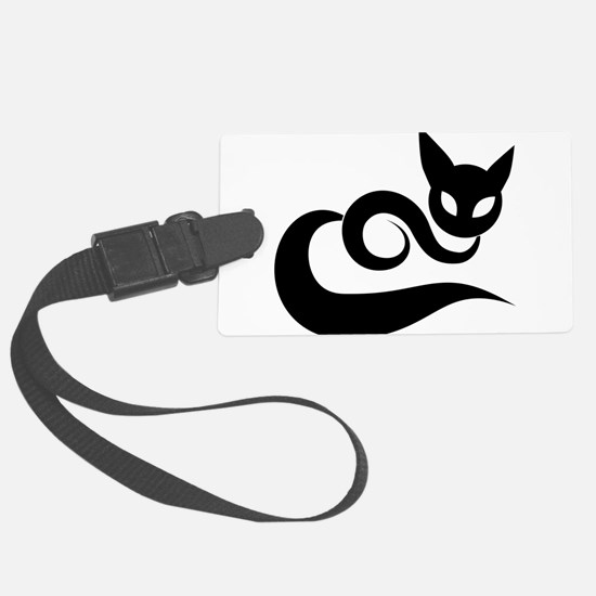 The offbeat cats design Luggage Tag