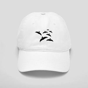 Halloween bats Cap