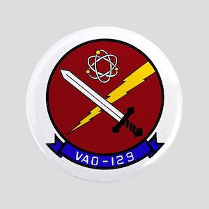 "VAQ 129 Vikings 3.5"" Button"