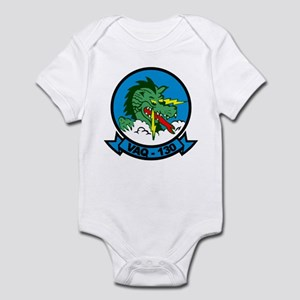 VAQ 130 Zappers Infant Bodysuit