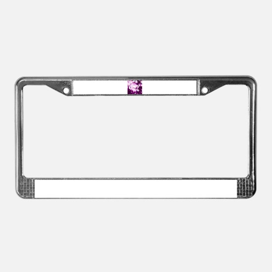 Cool Spike License Plate Frame