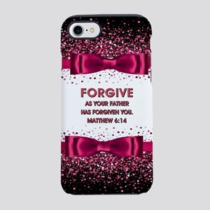 MATTHEW 6:14 iPhone 8/7 Tough Case