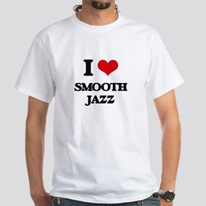 I Love SMOOTH JAZZ T-Shirt