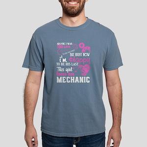 This Girl Loves Her Mechanic T Shirt T-Shirt