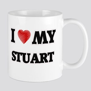 I love my Stuart Mugs