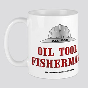Oil Tool Fisherman Mug