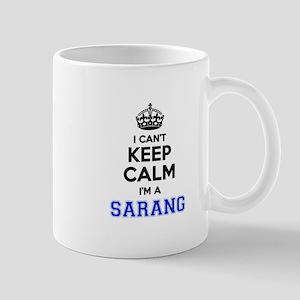 I can't keep calm Im SARANG Mugs