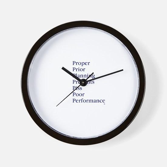 Funny Mix it up designs Wall Clock