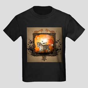 Lioness in a frame T-Shirt