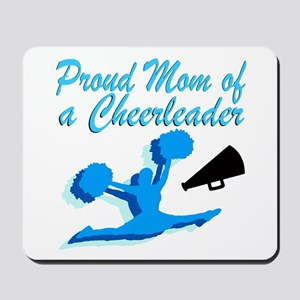 CHEERLEAD MOM Mousepad