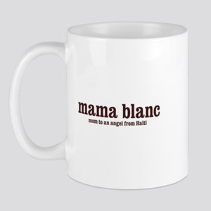 Mama Blanc Mug