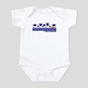 Salvador, Brazil Infant Bodysuit