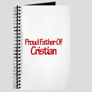 Proud Father of Cristian Journal