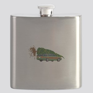 Bringing The Tree Home Flask