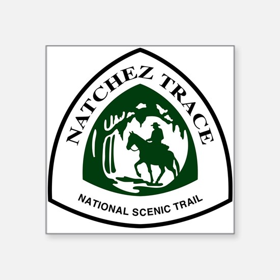 Natchez Trace National Scenic Trail Sticker