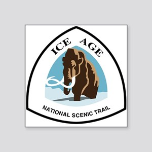 Ice Age National Scenic Trail Sticker