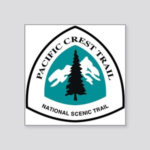 Pacific Crest Trail National Scenic Trail Sticker