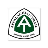 Appalachian trail Square