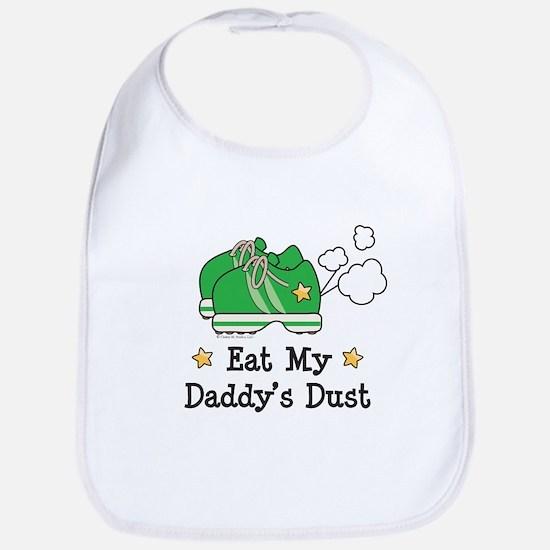 Eat My Daddy's Dust Marathon Bib
