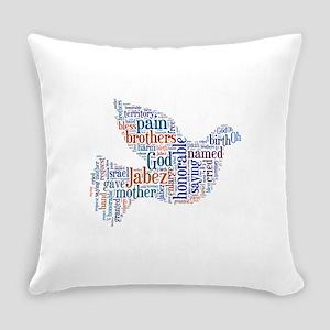 PrayerofJabezDove Everyday Pillow
