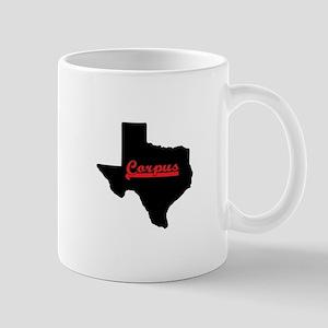 Corpus Christi Texas Mugs