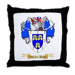 Van der Brug Throw Pillow