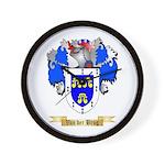 Van der Brug Wall Clock