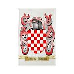 Van der Beken Rectangle Magnet (100 pack)