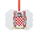 Van der Beken Picture Ornament
