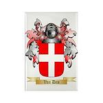 Van Den Rectangle Magnet (100 pack)