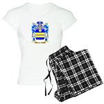 Van den Hout Women's Light Pajamas
