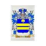 Van den Hout Rectangle Magnet (100 pack)