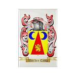 Van den Camp Rectangle Magnet (100 pack)