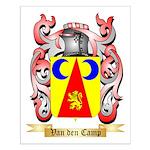 Van den Camp Small Poster