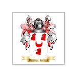 Van den Brinck Square Sticker 3