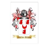 Van den Brinck Postcards (Package of 8)