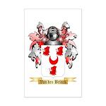 Van den Brinck Mini Poster Print