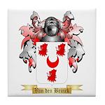 Van den Brinck Tile Coaster