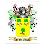 Van den Bogarde Small Poster