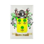Van Den Bogaert Rectangle Magnet (100 pack)