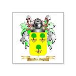 Van Den Bogaert Square Sticker 3