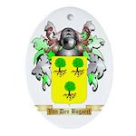 Van Den Bogaert Oval Ornament