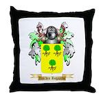 Van den Bogaarde Throw Pillow