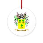 Van den Bogaarde Round Ornament