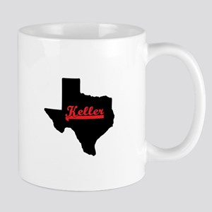 Keller Texas Mugs