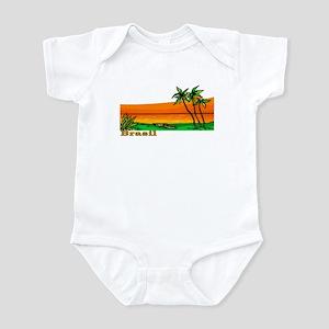Brasil Infant Bodysuit